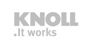 knoll-logo-grey